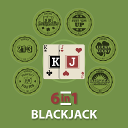 6in1 blackjack